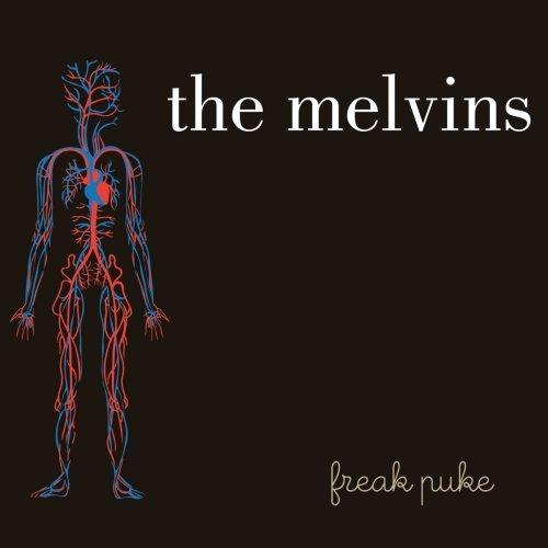 "MELVINS ""Freak puke"" CD"